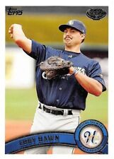2011 TOPPS PRO DEBUT #12 CODY HAWN HELENA BREWERS *63326