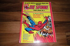 SPINNE / SPIDER-MAN -- Condor-Comic-Album Nr  # 3 // Illus. u.a. John Buscema
