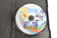 Pokken Tournament (Nintendo Wii U, 2016) Pokemon Tekken Combat Game