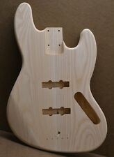 MADE TO ORDER J Style Bass Unfinished Bass Body Ash Fits Jazz Bass Neck