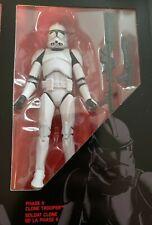 PHASE 2 CLONE TROOPER Star Wars Black Series 6 inch amazon LOOSE