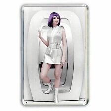 RETRO TV  - Gerry Andersons UFO MOONBASE Gabrielle Drake - JUMBO FRIDGE MAGNET