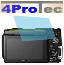 Olympus TOUGH TG-870 (4x) Cristal Clair LCD Écran Garde Protecteur de pantalla