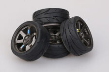 Hobby Design HD03-0311 1/18 18inch RE11S Rubber Tyres 255/40R18 4pcs