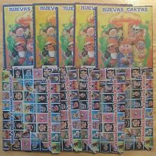 (10) Rare Sealed Packs Colombian Garbage Pail Kids Trading Card Game Colombia