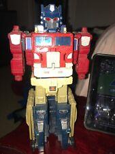 G1 Transformers Powermaster Optimus Prime Used Incomplete Hasbro Takara