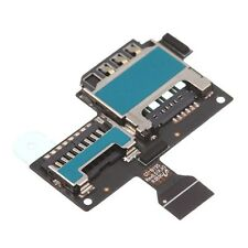 Modulo Flex lector Sim micro SD para Samsung Galaxy S4 mini I9195