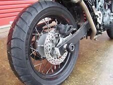 Yamaha XT 660 Z Tenere 2012 R&G Racing Swingarm Protectors SP0008BK Black