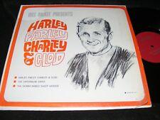 Private Oddball 60s Christian Comedy Lp BILL McKEE Harley Farley Charley & Clod