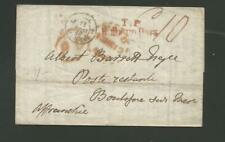 1846 France Folded Letter