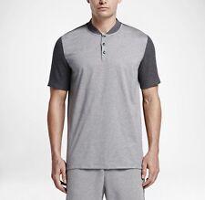 Nike Polo X Rf Roger Federer Tenis Camisa Gris-Xs-Nuevo ~ 826885 063