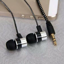 Roping Braised Earphones In Ear Earbuds Exercise Headphones Bass For Samsung Lot