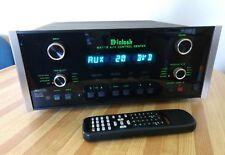 McIntosh MX-119 A/V Control Center Stereo Preamplifier- Near Mint Condition