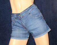 schöne Jeans Hot Pants, Hotpants, Dunkel Blau, Gr. 176, here + There von C&A