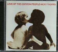 NICKY THOMAS - Love Of The Common People - CD Album *NEW (Unsealed)*