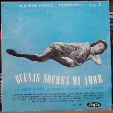 """ROBERT RAPETTI """"SURPRISE PARTIE TROMPETTE"""" CHEESECAKE 50's COVER 25cm FRENCH LP"""