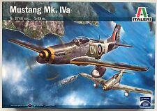 Italeri 2745 Mustang mk.iva 1/48 Kit de modelismo NUEVO, EN CAJA