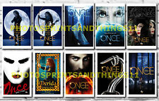 ONCE UPON A TIME -  TV POSTERS POSTCARD SET # 2