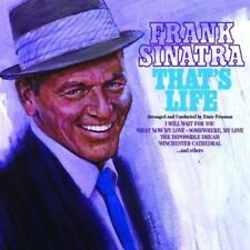 CDs de música disco álbum Frank Sinatra