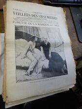 veillées des chaumières - 57° année - 100 nunéros de 1933/1934
