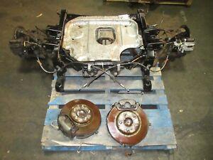 2005 Honda S2000 AP2 Rear Differential Subframes, Brakes, Spindles Axles S2K