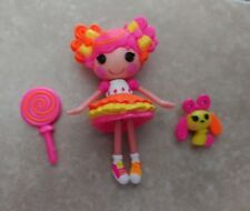 "Mini Lalaloopsy Collectible 3"" Doll SWEETIE CANDY RIBBON Series 14 #1 NIP"