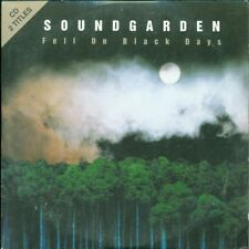 Soundgarden/Chris Cornell - Fell On Black Days/My Wave Live Cardsleeve Cd Ottimo
