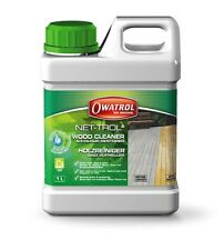 Owatrol Net-Trol Wood Colour Restorer And Cleaner 1 Litre