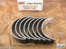 "Ford Cortina Anglia Fiesta Capri Pinto 1.6 1600  Rod Bearings 010"" Repco 1962-80"