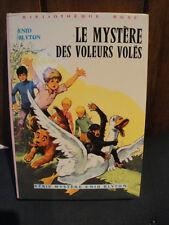 Enid BLYTON-B.Rose 1975- Le Mystère des Voleurs Volés