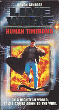 Live Wire (VHS) Human Timebomb!
