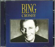BING CROSBY CD - MUDDY WATER, OL' MAN RIVER & MORE