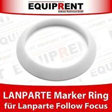 LANPARTE weisser Marker / Markier Ring für Lanparte Follow Focus (EQ080)