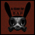 B.A.P-[BADMAN] 3rd Mini Album CD+48p Photo Book+Card+Stencil K-POP Sealed BAP