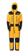 Men's North Face Gold Black Himalayan 800 Down Ski Snow Suit M New $999