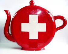 """JAMESON & TAILOR - Designer Kanne """"Schweiz"""" Kaffekanne - Saft - Teekanne"""