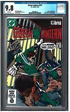 GREEN LANTERN #147 CGC 9.8 (12/81) DC Comics white pages