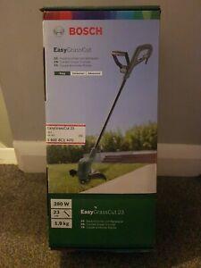 Bosch EasyGrassCut 23 Grass Trimmer - Green 06008C1H70 280W 23cm Strimmer