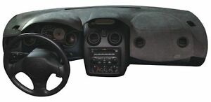 Mercedes SUEDE Dash Cover - Custom Fit - DashMat SuedeMat - 4 Colors CoverCraft