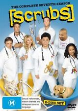 Brand New - Scrubs Season 7 DVD 2-Disc Box Set Region 4 Comedy Zach Braff