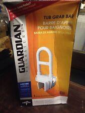 Guardian Signature Tub Grab Bar / safety rail latex free