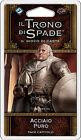Il Trono di Spade. Il gioco di carte. Seconda edizione. Acciaio Puro