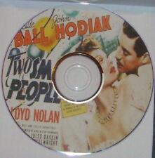 FILM NOIR 192: TWO SMART PEOPLE (1946) Jules Dassin Ball, Hodiak, Nolan