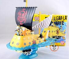 One Piece Trafalgar Law SUBMARINE U-BOOT Anime Manga Figuren Set 19x16cm Neu