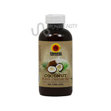 "Tropic Isle Living ""Coconut"" Jamaican Black Castor Oil 4oz w/Free Applicator"