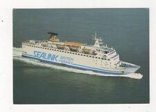 MV St Brendan Sealink Ferry Postcard 705a