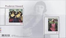 CANADA 2010 Souvenir Sheet #2396 Art Canada: Prudence Heward