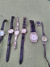SEVEN WATCHES - FOR SPARES/REPAIRS