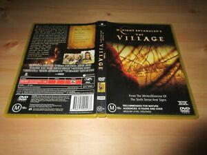 The Village DVD