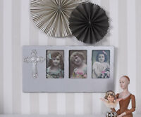 Bilderrahmen Collage Fotogalerie Rahmen Silber Fotorahmen Vintage